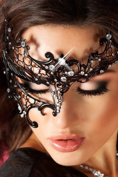 Asymmetrische Maske