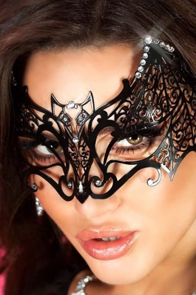 Maske Batgirl - Messing