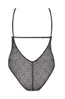 Body mit Schleife Plus Size