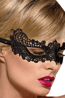 Augenmaske - Spitze