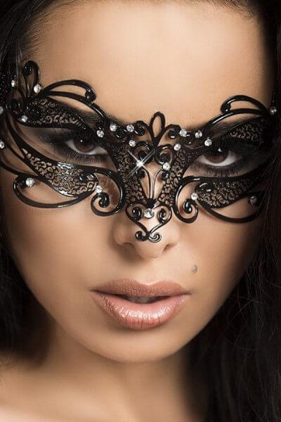 Exklusive Venezianische Maske
